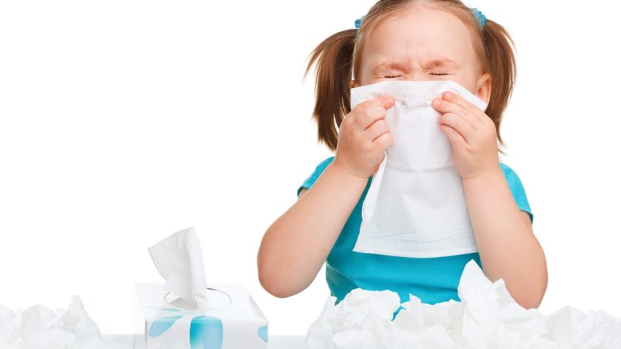 Kids And Allergies: Signs And Symptoms To Look For