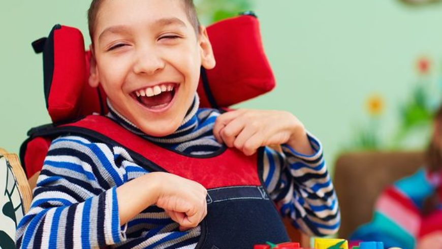 Children and Cerebral Palsy