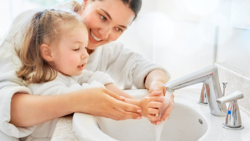 Importance of Washing Your Hands: COVID-19 Prevention